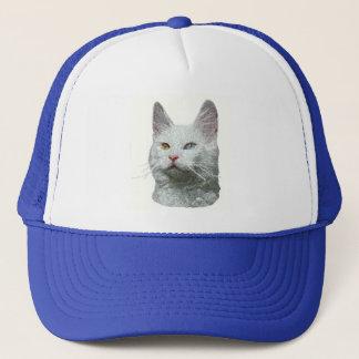 Turkish Angora Cat Hat