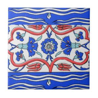 Turkish Border Patterned Ceramic Tile