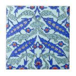 Turkish Border Turquoise Tiles