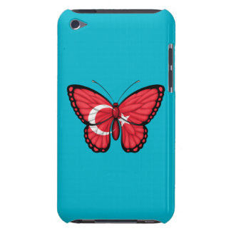 Turkish Butterfly Flag iPod Touch Cover