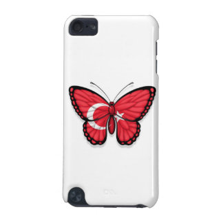 Turkish Butterfly Flag iPod Touch (5th Generation) Case
