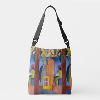 """Turkish Café"" Art bags"