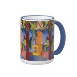 """Turkish Café"" Art mugs"