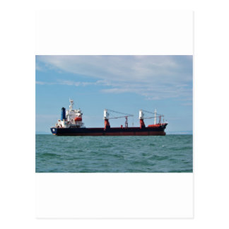 Turkish Cargo Ship Postcard