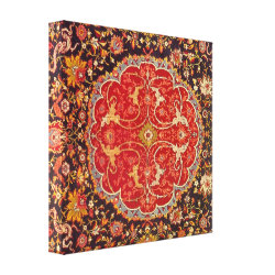 Turkish Carpet Gallery Wrapped Canvas