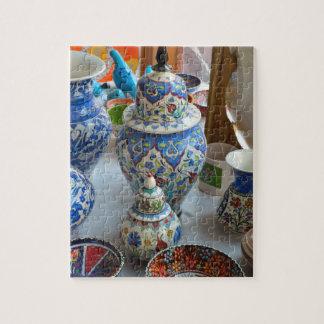 Turkish Ceramics Jigsaw Puzzles