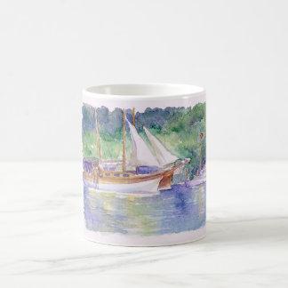 Turkish Cruise white mug
