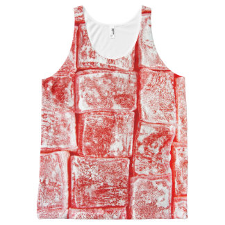 Turkish Delight All-Over Unisex T-shirt All-Over Print Tank Top