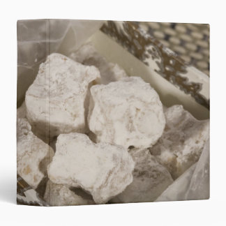 Turkish Delight (locum) is a sweet candy from Ista 3 Ring Binder