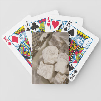 Turkish Delight (locum) is a sweet candy from Ista Bicycle Playing Cards