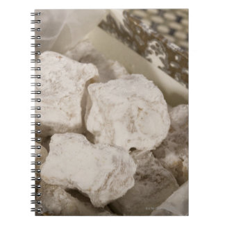 Turkish Delight (locum) is a sweet candy from Ista Journals