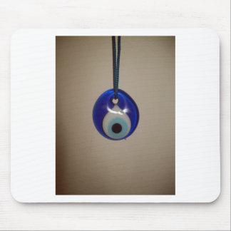 Turkish eye mouse pad