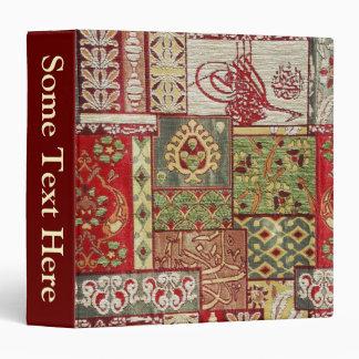 turkish fabric Binder