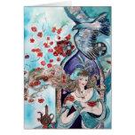Turkish Fairy Tale Greeting Card