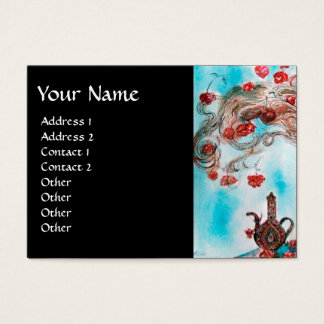 TURKISH FAIRY TALE Oriental Beauty,Fashion,Jewelry Business Card