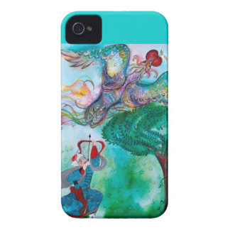 TURKISH FAIRY TALE / PHOENIX AND ARCHER Teal Green Case-Mate iPhone 4 Case