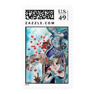 Turkish Fairy Tale Stamp