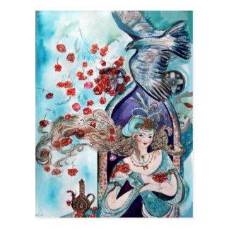 Turkish Fairy Tale Post Cards