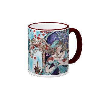 Turkish Fairy Tale Ringer Mug
