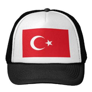 Turkish Flag Trucker Hat