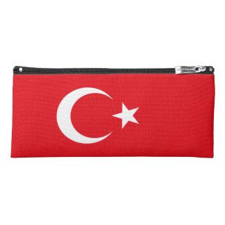 Turkish flag pencil case