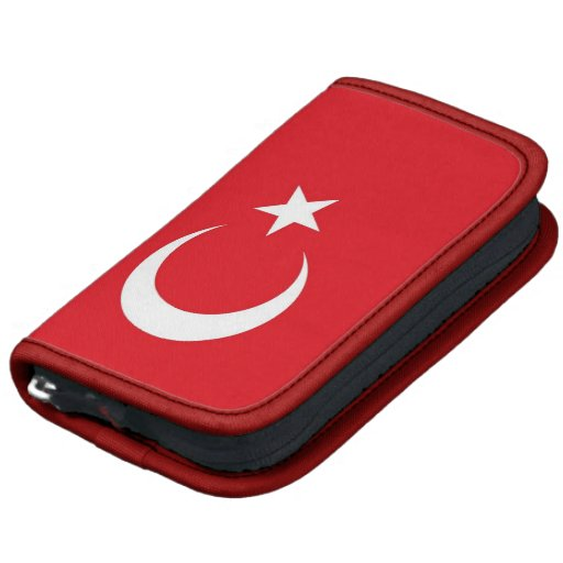 Turkish Flag Rickshaw Folio Planner