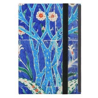 Turkish floral tiles iPad mini covers