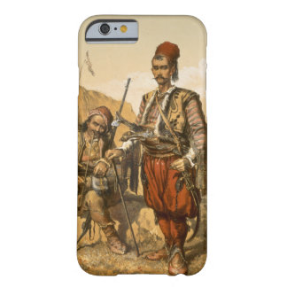 Turkish foot soldiers in the Ottoman army pub by iPhone 6 Case