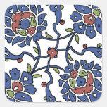 Turkish garden flower composition 1 sticker