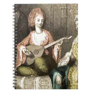 Turkish Harem 1 Notebook