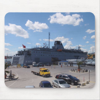 Turkish Hospital Ship Mouse Pad