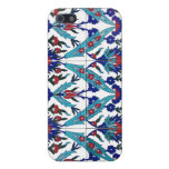 Turkish Iznik Floral Pattern Covers For iPhone 5