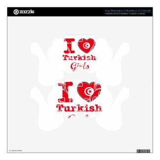 Turkish.png Mando PS3 Calcomanía
