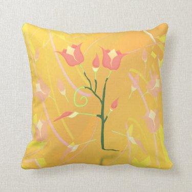 Turkish Poppy Pillows