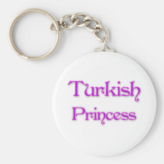 Turkish Princess Keychain