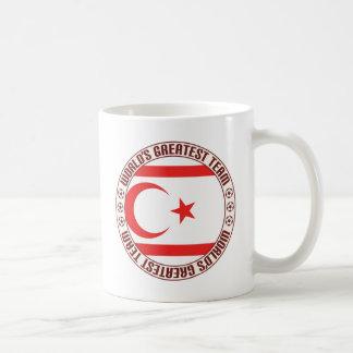 Turkish Rep. Northern Cyprus Greatest Team Classic White Coffee Mug