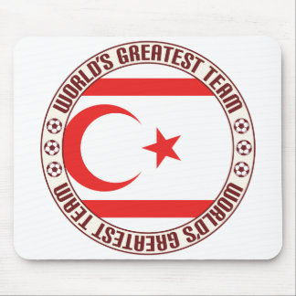 Turkish Rep. Northern Cyprus Greatest Team Mouse Pad