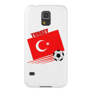 Turkish Soccer Team Case For Galaxy S5