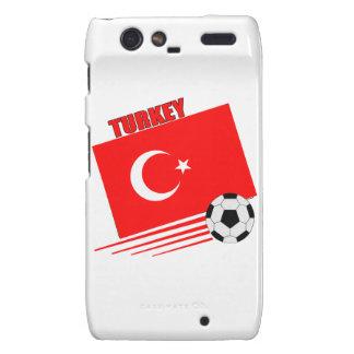 Turkish Soccer Team Droid RAZR Cases