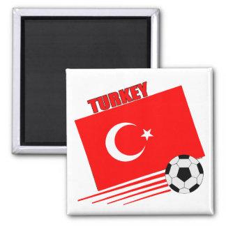 Turkish Soccer Team Fridge Magnets