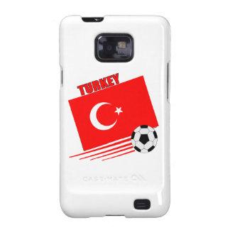 Turkish Soccer Team Galaxy SII Case