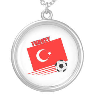 Turkish Soccer Team Jewelry