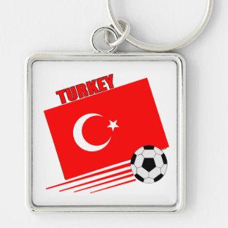Turkish Soccer Team Key Chains