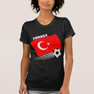 Turkish Soccer Team Tee Shirt