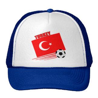 Turkish Soccer Team Trucker Hats