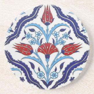 Turkish tile Coaster Drink Coaster