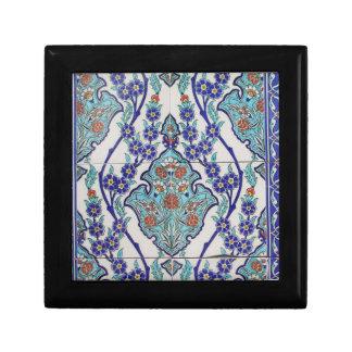 Turkish tile keepsake box