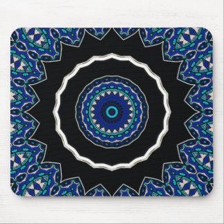 Turkish Tile Ottoman Era design Mouse Pad
