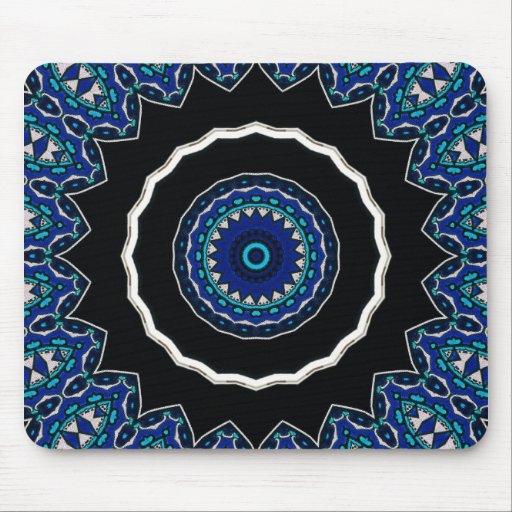 Turkish Tile Ottoman Era design Mouse Pads