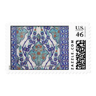 Turkish tile postage